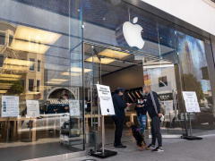 美国放松疫情管制,苹果继续要求零售店强制佩戴口罩