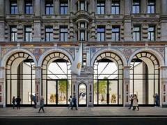 苹果将在全球开设更多零售店,目前已有 511 家