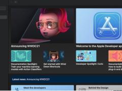 苹果更新开发者 App:添加即将到来的 WWDC 21 具体信息