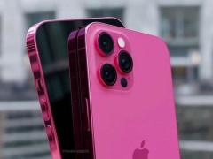 """爆料:苹果将推出 iPhone 13/Pro Max""""玫瑰粉""""版本"""