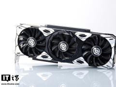 天使之翼 5 風扇強勁散熱,索泰 GeForce RTX 3080Ti-12G6X 天啟 OC 體驗