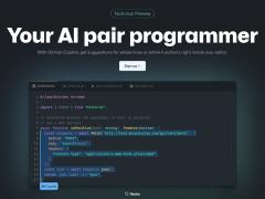 GitHub 推出 AI 編程工具:可將注釋自動轉換為代碼