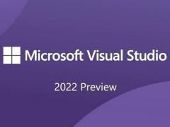 微軟 Visual Studio 2022 第二個預覽版發布:搭載新圖標,實時預覽功能增強