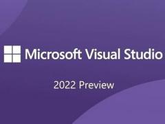 微軟 Visual Studio 2022 Preview 3 發布