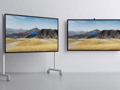 微軟 Surface Hub/2S 推送 Win10 Team 2020 更新 1:新增穩態背景圖像,支持 Chromium 版 Edge 瀏覽器