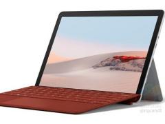 微軟 Win11 平板電腦 Surface Go 3 曝光:搭載 Intel Amber Lake 芯片,10.5 英寸屏幕,9 月發布