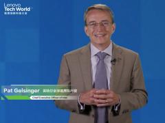 英特爾 CEO:人類正面臨巨大挑戰,世界有四種超級技術力量
