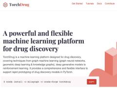 Bengio 實驗室推出開源 AI 藥物研發平臺,清北上交學生參與開發