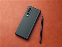 首次支持 S Pen,三星 Galaxy Z Fold3 5G 移動辦公新選擇