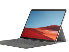 微軟新款 Surface Pro X 設備通過認證:有望搭載 Win11 ARM 系統