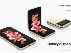 三星 Galaxy Z Flip3 5G 外屏煥新,屏幕更大體驗更佳