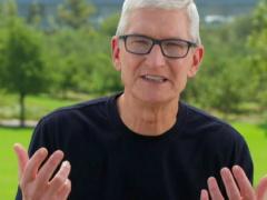 蘋果此次發布會沒有 AR 產品,但庫克可是 AR 頭號粉絲