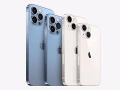 "128GB 起步,蘋果 iPhone 13/mini/Pro/Pro Max 被指靠打""降價牌""贏得中國消費者青睞"