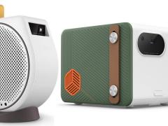 明基推出 GV30/GS50 便攜投影儀:720P/1080P 分辨率,3865 元起