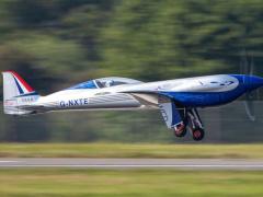 """羅羅首架全電動飛機""""創新精神號""""在英國完成首飛,400kW 動力"""