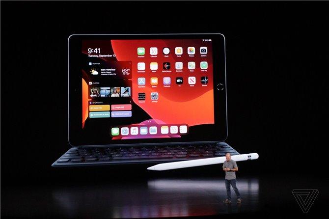 苹果七代iPad发布:搭载A10 Fusion芯片,329美元起售