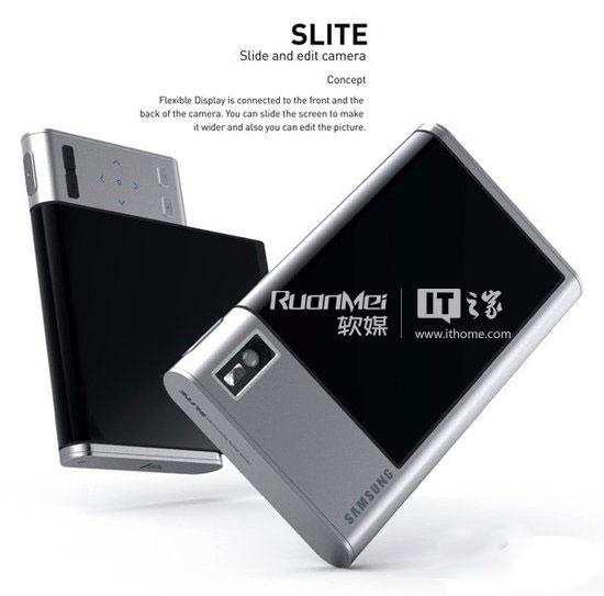 移动滑块数码相机:Sliter让你成为摄像艺术家