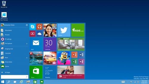 微软官方Windows10发布会全程视频——墨涩颓废网
