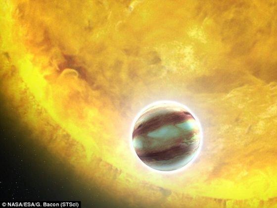 不比完全不造!地球月球之间的距离这么远 - 地球,月球,月亮,九大行星,太阳系 - IT之家