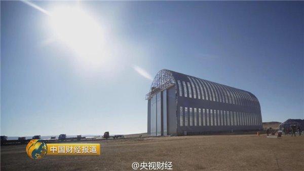 热点!平流层飞艇试飞 完全自主研发!中国平流层飞艇完成首次试飞