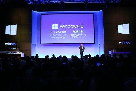 Win7/Win8.1/WP8.1设备升级Win10,终生免费
