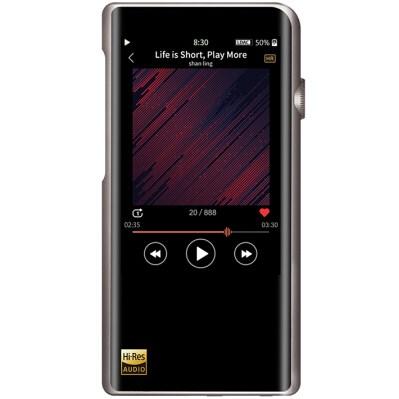 2599元,双向蓝牙DAC:山灵 M5S 无损音乐播放器首