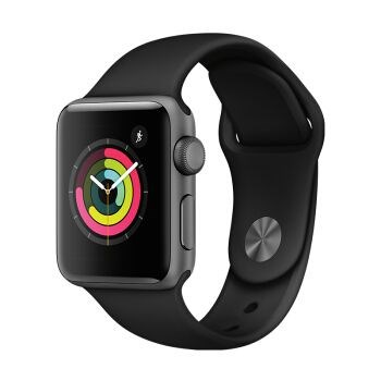 2068元,Apple Watch Series 3京东大促新低