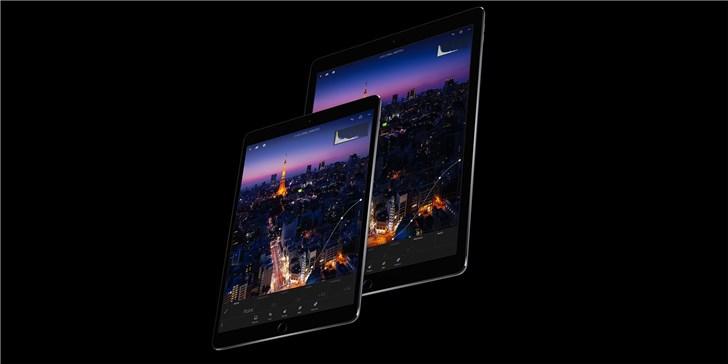 新iPad Pro细节曝光:有Face ID,无刘海,配备Appl