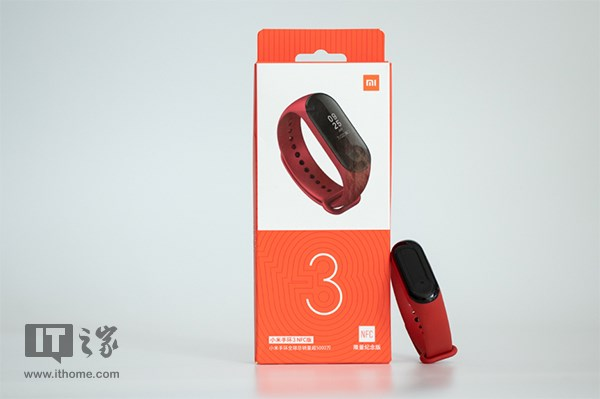 【IT之家评测室】小米手环3 NFC版体验:手机不支