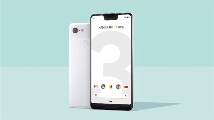 后头更好看!谷歌推出Pixel 3系列限量版多彩保护