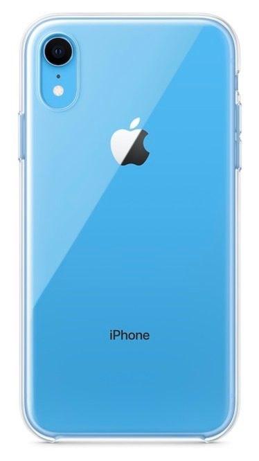 为了iPhone XR,苹果将首次推出官方透明保护壳
