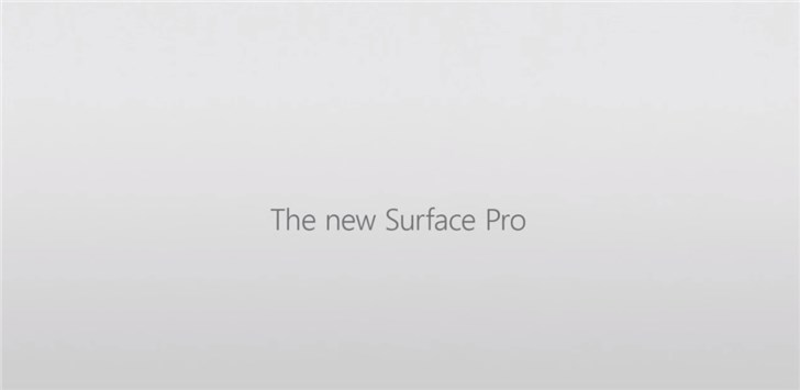 后知后觉,微软Surface Pro 2017官方改名Surface Pro第