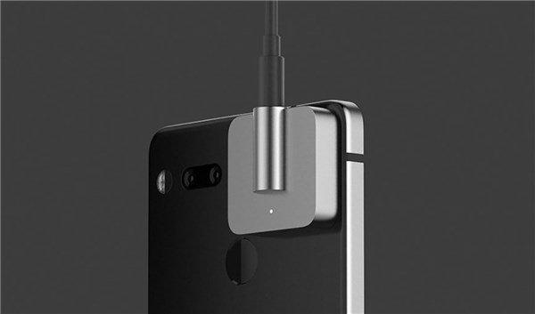 Essential Phone神奇模组已通过认证:充电、耳机孔