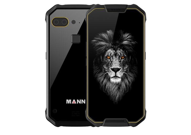 MANN 8S三防手机正式发布:6000mAh大电池+骁龙653处