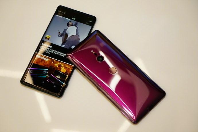 5399元,索尼Xperia XZ3手机国行正式发布