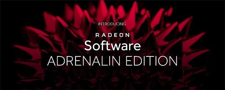 "AMD Radeon软件将发布重大更新:超越""肾上腺素"""