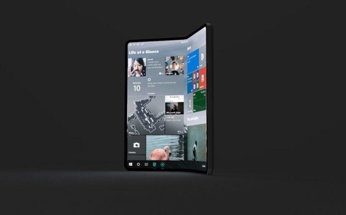 微软Surface仙女座再曝光:多部件相机系统