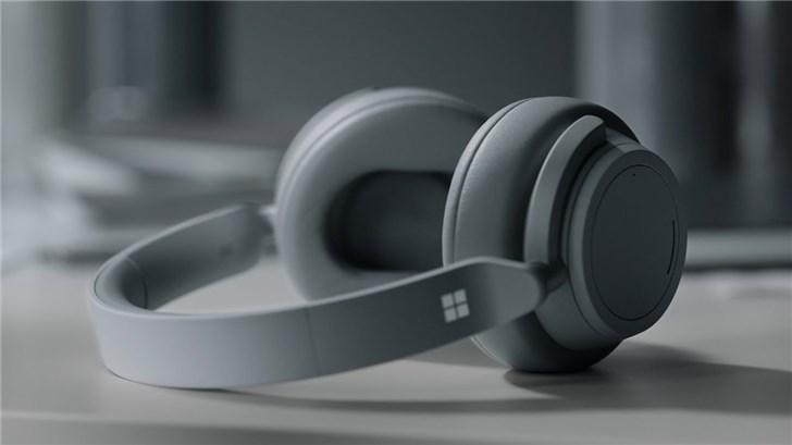 微软Surface Headphones无线耳机英国开卖:2928元