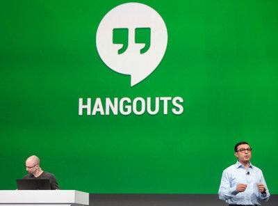 环聊Hangouts要被砍?谷歌:不存在的