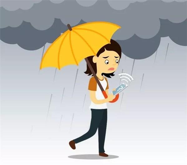 中国移动官方科普:手机信号强弱竟还与天气有