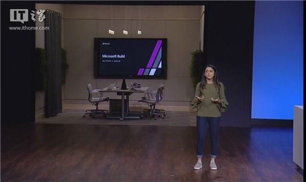 微软展示未来会议亚博体育能玩吗:会议内容可实时转录