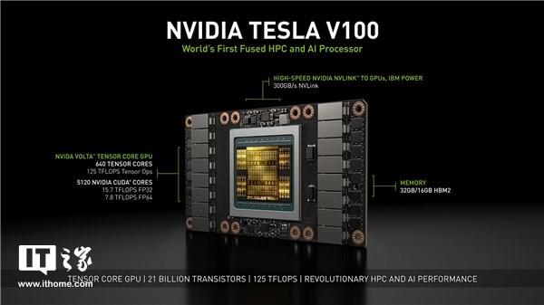 美国Summit超级计算机:采用超过27000块NV计算卡