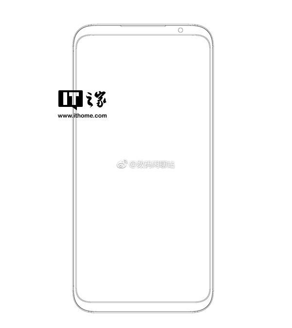 网曝魅族16配置:全面屏无刘海,骁龙845+屏下光学指纹