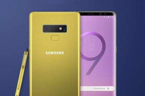 三星Note 9全新配色曝光:亮黄色