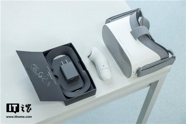 小米VR一体机上手评测 低门槛领略神奇的虚拟世界