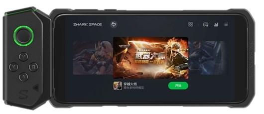第二代黑鲨游戏手柄发布 新增功能键和四方向键