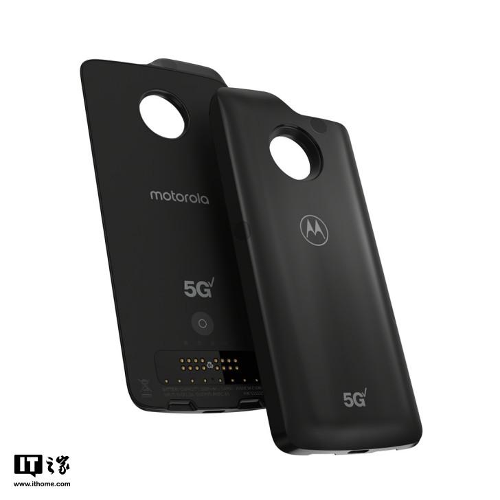 "5G Moto Mod通过FCC认证:给手机网速加个""外挂"""