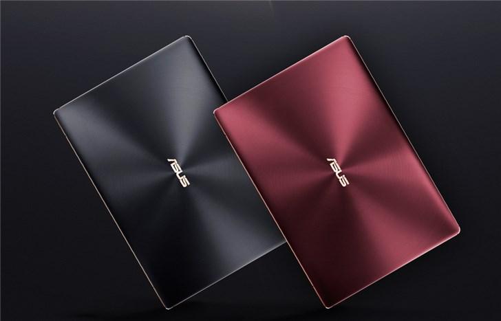 华硕灵耀X轻薄本官网开卖 屏幕大小为13.3英寸