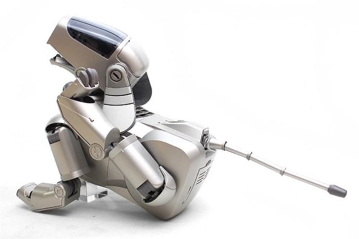 索尼Aibo机器狗有多火?第一代未开封版估值约