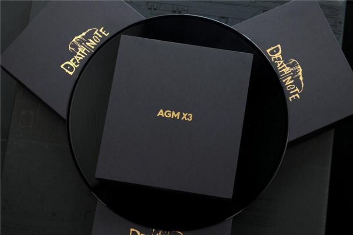 【IT之家开箱图】AGM X3开箱图赏:陪你上刀山下火